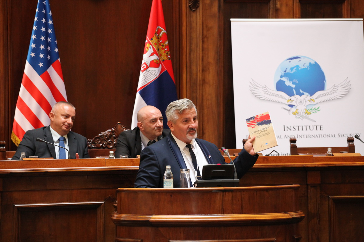 The Archives of Vojvodina Attend the ''Serbian American Relations'' International Scientific Conference