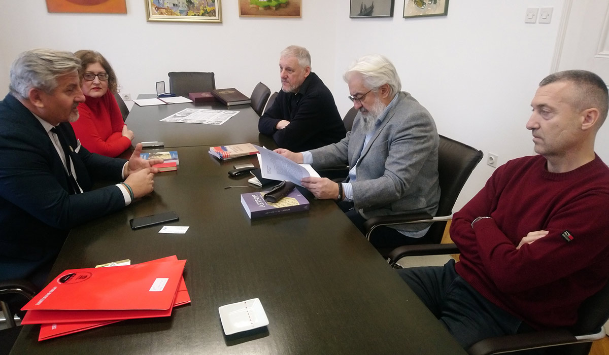Cooperation Established Between the Archives of Vojvodina and the ''Official Gazette''