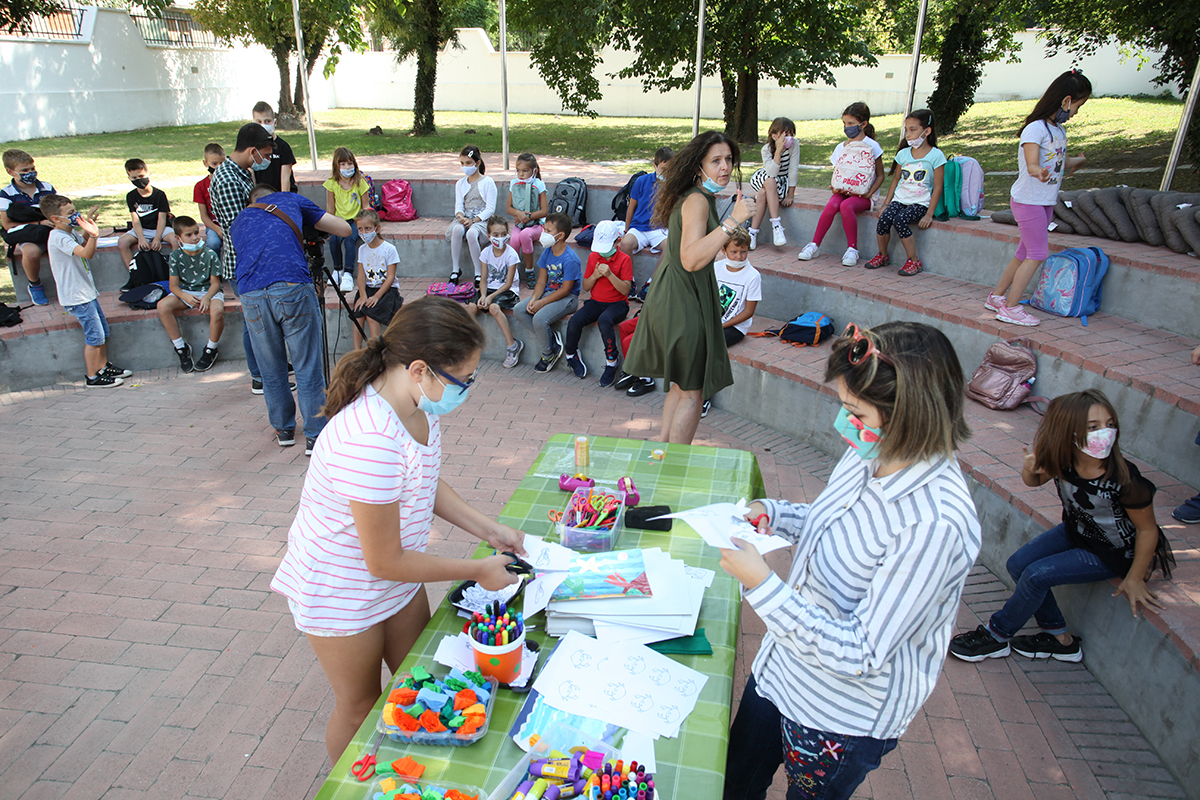 ''Novi Sad Children's Summer 10'' – Creative Camp at the Archives of Vojvodina