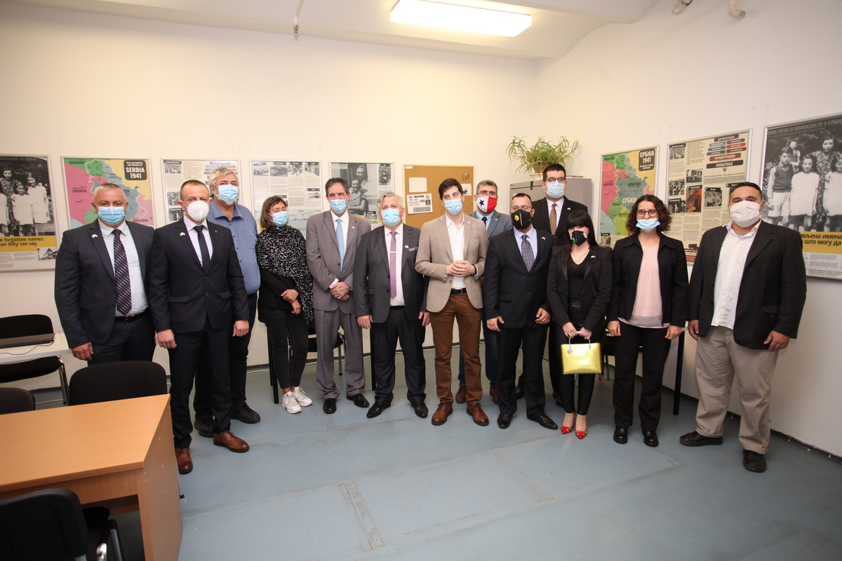 ''Israeli Center Novi Sad'' Officially Opens at the Archives of Vojvodina