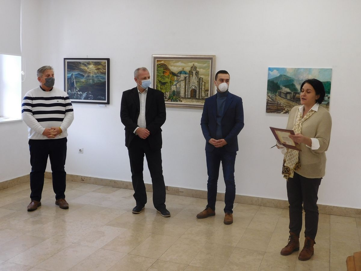 The Exhibition ''Ancestors' Paths'' by the Association ''Serbian Regions''  Officially Opens