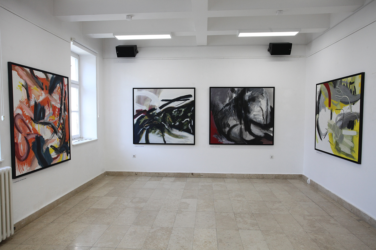 ''DISPLACEMENT'' Exhibition Opens