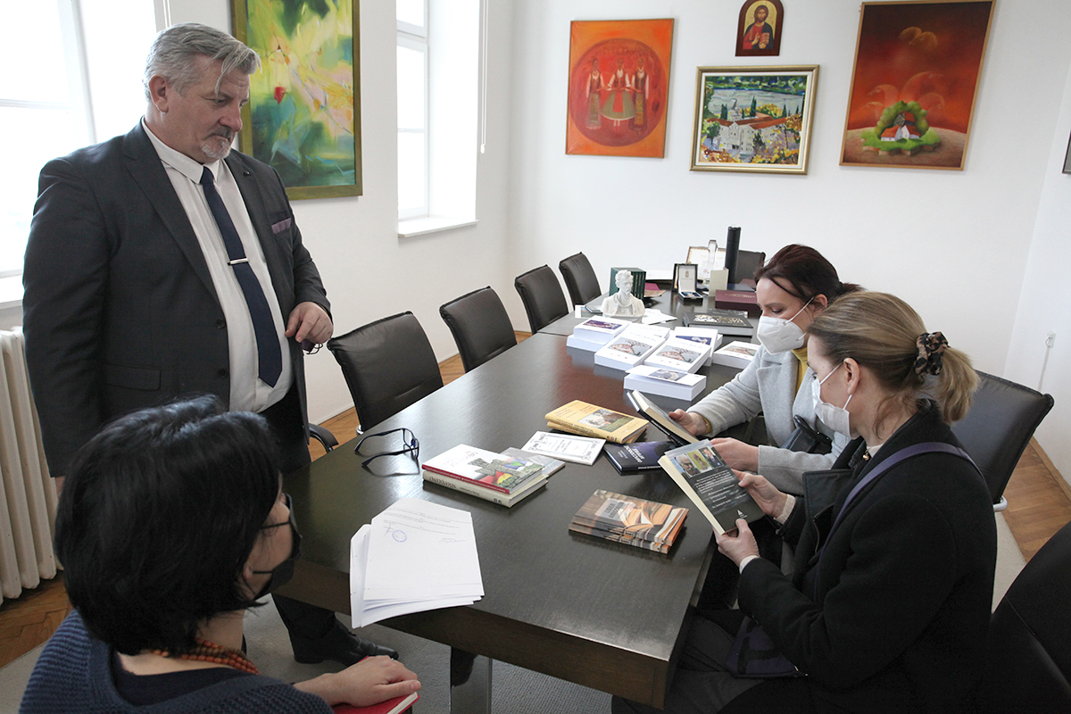 Cooperation Between the Archvies of Vojvodina and Serbica Books