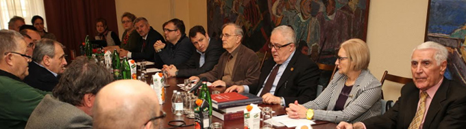 Director of the Archives of Vojvodina Participates in the SASA Round Table Meeting