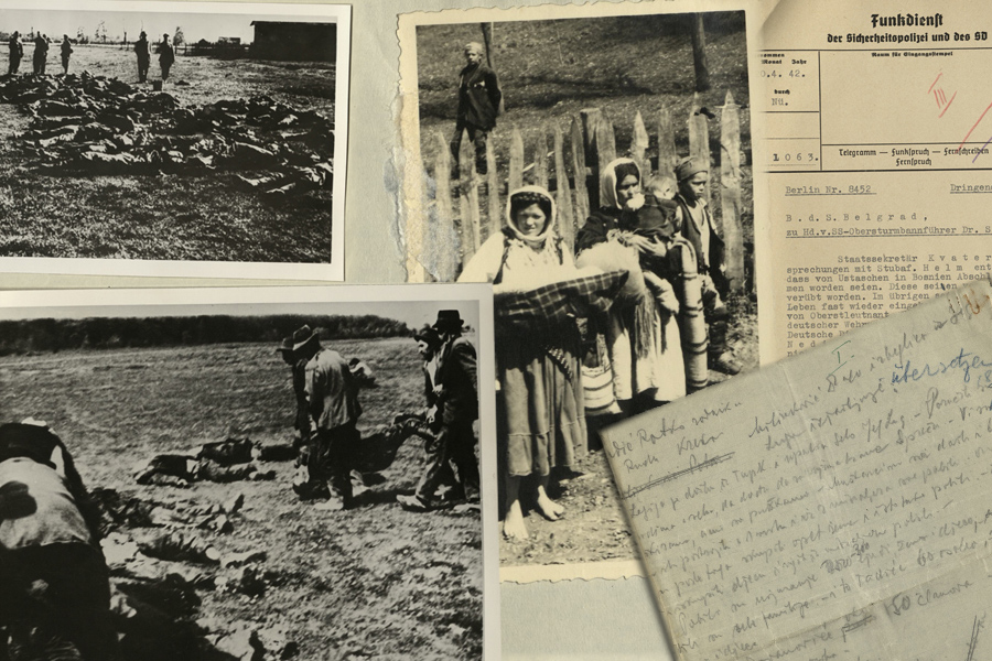 F.562.3.1.1.2. Ustashe Atrocities in the Independent State of Croatia (ISC)