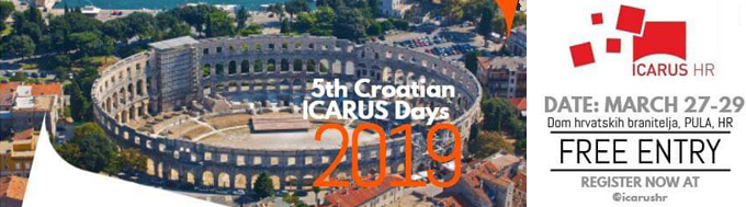 The 5th Croatian ICARUS Days and The 23rd ICARUS Annual Convention